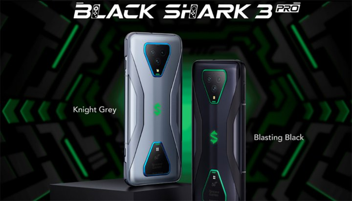 Black Shark 3 And 3 Pro.width 720